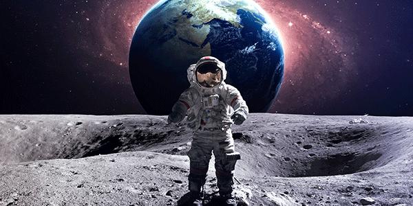 La blockchain nello spazio con NASA